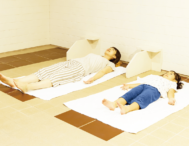 免疫陶板浴